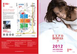 diptico expobodas 2012.ai - BEC. Bilbao Exhibition Centre