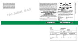 Etiqueta Record Max 535 SC - Servicio Agrícola y Ganadero