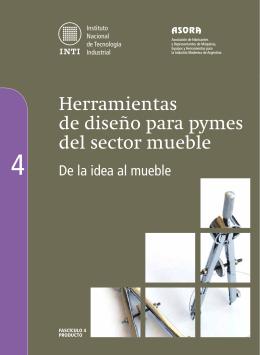 Herramientas de diseño para pymes del sector mueble