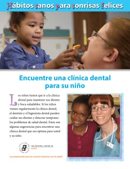 Hábitos sanos para sonrisas felices: encuentre una clínica dental