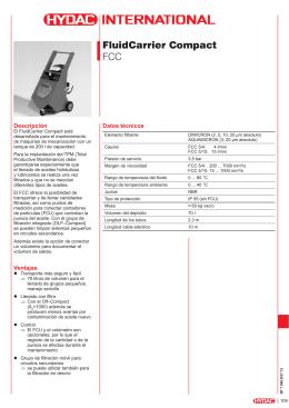 FluidCarrier Compact FCC