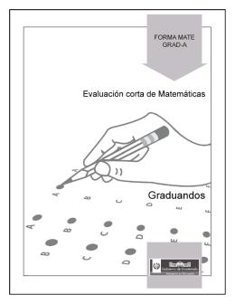 Evaluación corta de Matemáticas