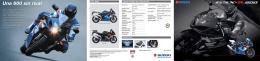 Catalogo Suzuki GSXR 600 2004
