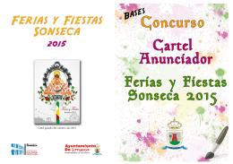 convocatoria - Ayuntamiento de Sonseca