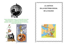 02. La Justicia en la Doctrina Social de la Iglesia