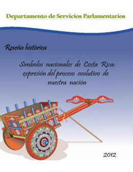 SÍMBOLOS NACIONALES DE COSTA RICA