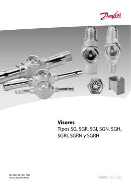 SGI - SGN - VISORES - Folleto Técnico - 07-2005