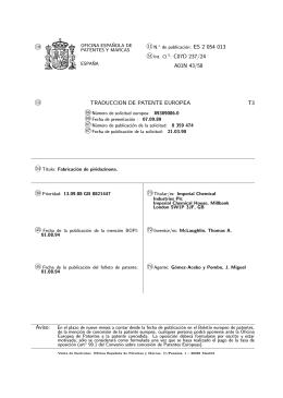 FABRICACION DE PIRIDACINONA(ES2054013)