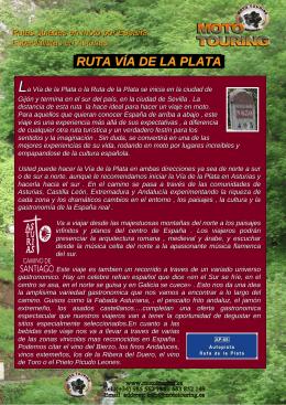 Descargar pdf - Rutas guiadas en Moto por Asturias y España