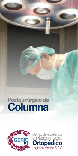 Columna - Cerio IPS