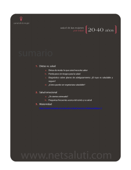 sumario - Netsaluti.com