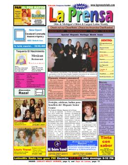 Mexican - Laprensa Newspaper