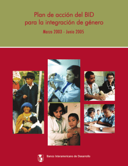 Junio 2005 - Inter-American Development Bank