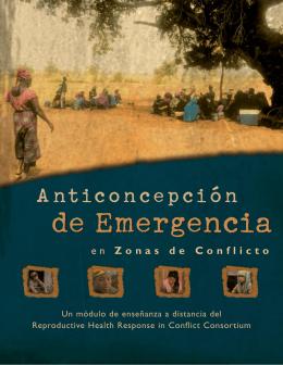 Descargar el documento - International Consortium for Emergency