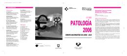 13.º CURSO - Comunidad Virtual de Anatomía Patológica