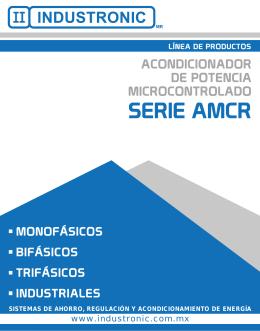 Folleto Amcr