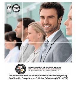 Técnico Profesional en Auditorías de Eficiencia
