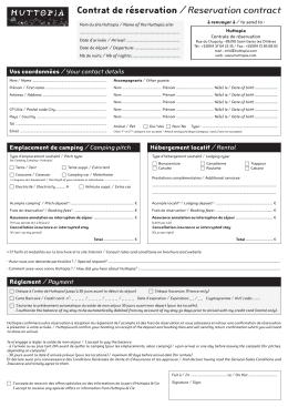 Reserva Contrato 2015