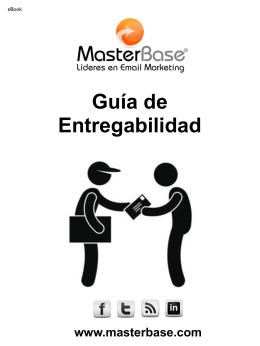 Guía de la Entregabilidad