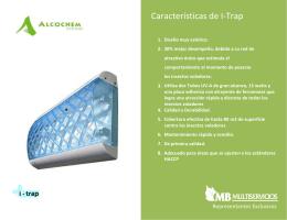 Características de I-Trap