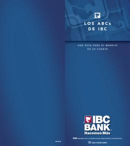 LOS ABCs DE IBC