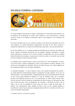 10 Castidad - parroquialapurisima.org.ve