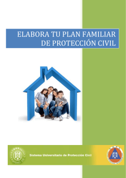 Plan Familiar - Universidad de Colima