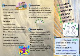 modelo-folleto-ajadah-1 - AMPA Arquitecto Vandelvira