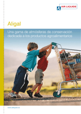 Aligal - Air Liquide