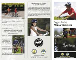 Seguridad al Montar Bicicleta