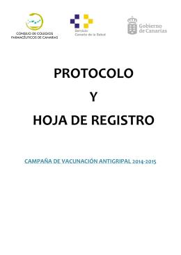 vacunar - Colegio Oficial de Farmacéuticos de las Palmas