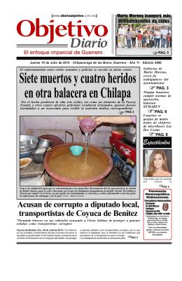 PAG. 3 - Diario Objetivo