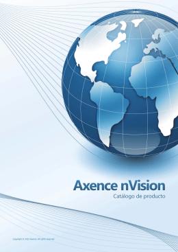 Folleto Axence_nVision_Español