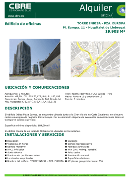 Alquiler - Inmogeo