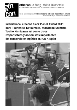 Dossier TEPCO / Black Planet 2011 (PDF-Datei)