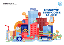 LOS NuEVOS BENEFICIOS DE LA LECHE