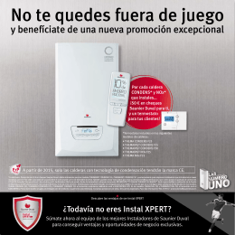 Folleto Install XPERT