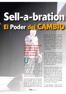 Sell-a-bration El Poder del CAMBIO