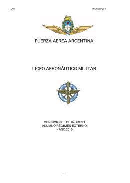 Formularios de Ingreso 2016