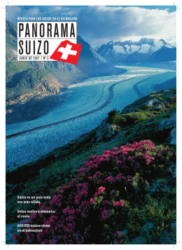 Panoramo Suizo 3/2007