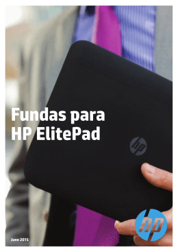 Fundas para HP ElitePad