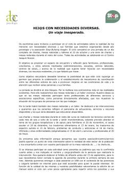 Más información - Centro Joaquín Roncal