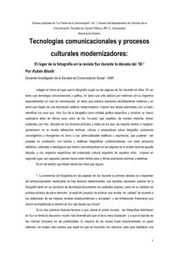 Descargar este fichero PDF - La Trama de la Comunicación