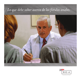 Patient Brochure - Spanish