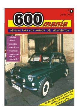 Número 1 - Portal del 600