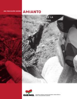 AMIANTO - GUE/NGL