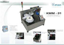 KMM - 01 KMM