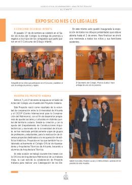 Boletin n¼ 12c - Colegio Oficial de Aparejadores y Arquitectos
