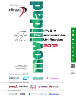 Folleto BI 2012 - Fundación DINTEL