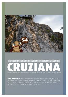REPORT 54 es.cdr - Geopark Naturtejo